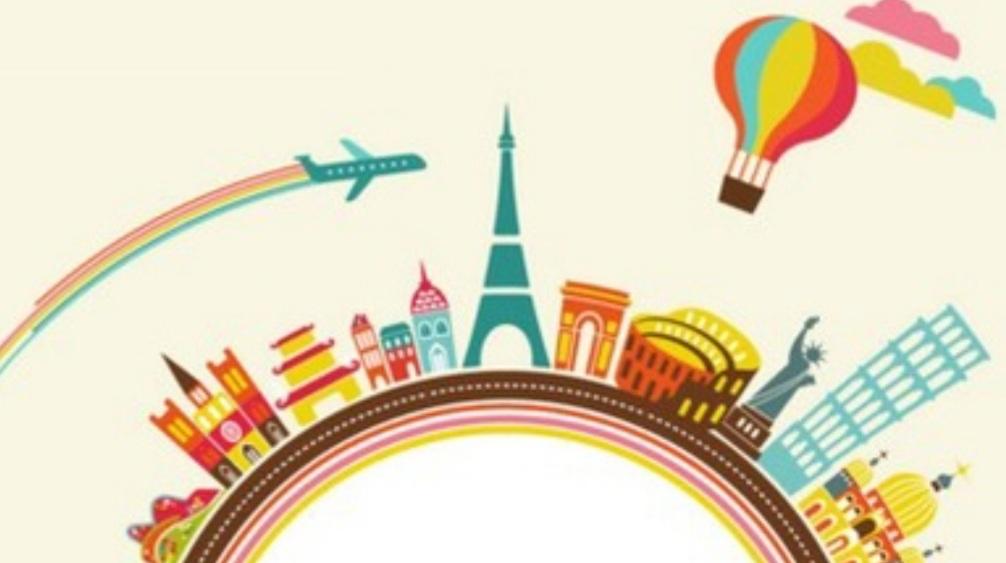 Semaine du 5 juillet au 9 juillet: Voyage autour du Monde
